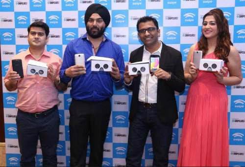 Swipe launches Elite VR at Rs. 4,499 on ShopClues 5