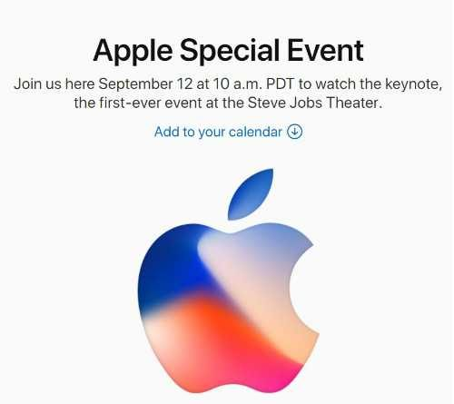 Apple announced its launch date for its new upcoming devices 3