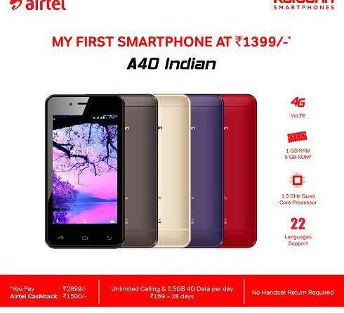 Airtel-4G-Smartphone