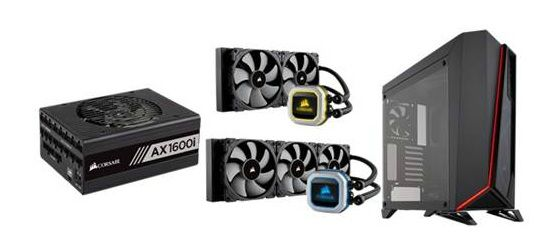 CORSAIR Launches New PSU, Coolers and Case at CES 2018 3
