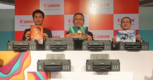Canon India rolls out six new PIXMA G Series printers 1