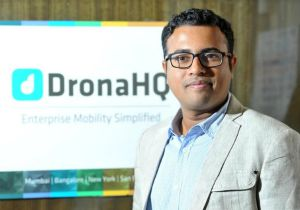 Jinen Dedhia, Co-founder DronaHQ