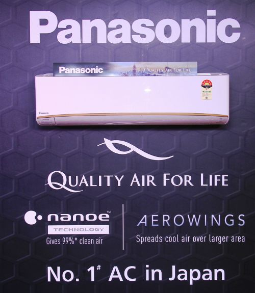 Image result for no 1 ac in japan panasonic