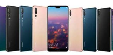 Huawei unviels the Huawei P20 and P20 Pro 3