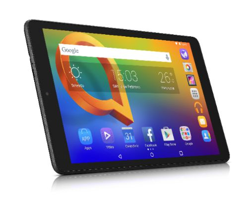 "Alcatel launches the new variant of A310"" Tablet 1"