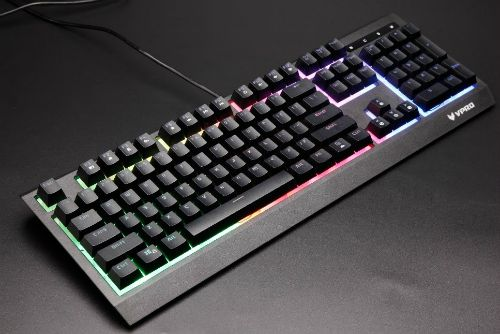 Rapoo unveils the VPRO V52S Backlit Gaming Keyboard in India 5