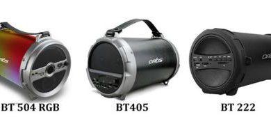 Artis Adds 9 New Speakers to Its Wireless Bluetooth Speakers Range 2