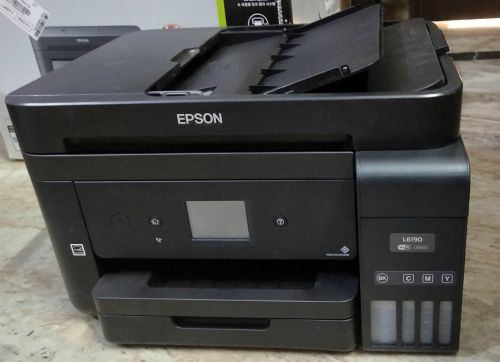 Epson L6190 Printer Review 3