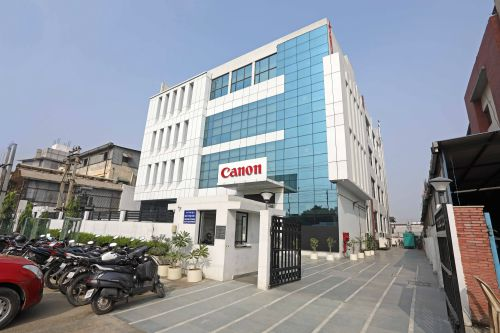 Canon India's Service team touching major milestones. Canon Excellence Center contributing to the Growth of the Segment 1