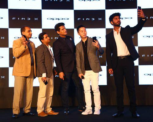 OPPO unveils Find X in India 1