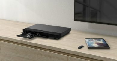 Sony Dolby Vision Capable UBP-X700 4K Ultra HD Blu-ray Player