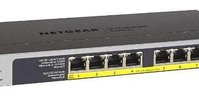NETGEAR GS108LP Gigabit Ethernet switch