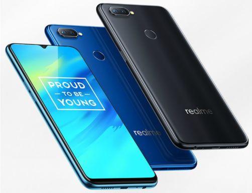 Realme 2 Pro launched in three variants, 4+64GB at INR 13,990/-; 6+64GB at INR 15,990/- and 8+128GB at INR 17,990/- 1