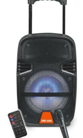 Digitek Trolley Bluetooth Speaker DBS-200