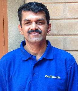 Nityananda Rao,CEO Actouch Technology