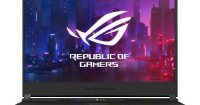 ASUS Republic of Gamers (ROG) Zephyrus S GX531