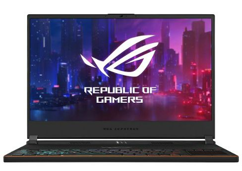 ASUS Republic of Gamers (ROG) Zephyrus S GX531