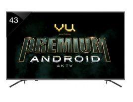 Vu Premium Android 4K TV range