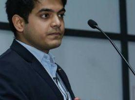 Get My Parking Head of IoT Aman Singh