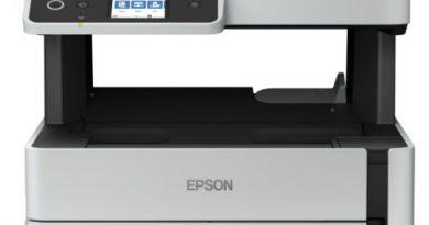 Epson Monochrome EcoTank printers