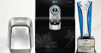 LG new range of water purifiers