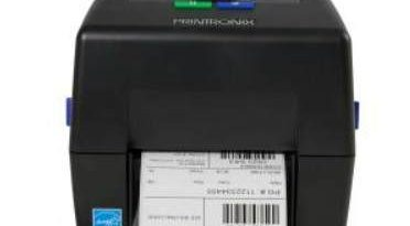 Printronix Auto ID Thermal Desktop Printer with RFID