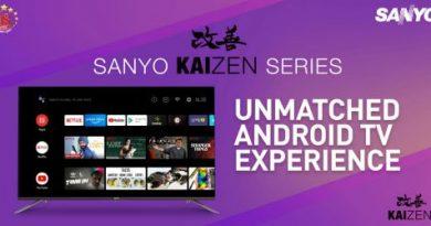 Sanyo Android TVs