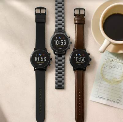 Fossil Gen 5 Fossil Touchscreen Smartwatch Features