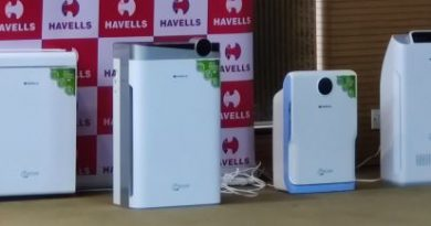 Havells Freshia range of air-purifiers