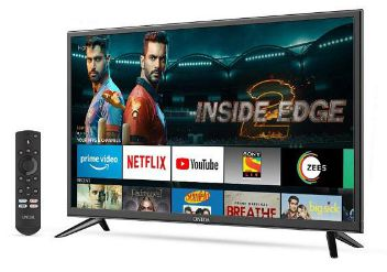 Amazon launches Fire TV Edition Smart TVs in India with Onida 6