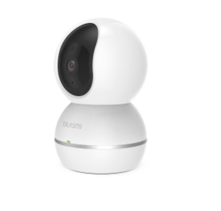 blurams-Snowman-security camera