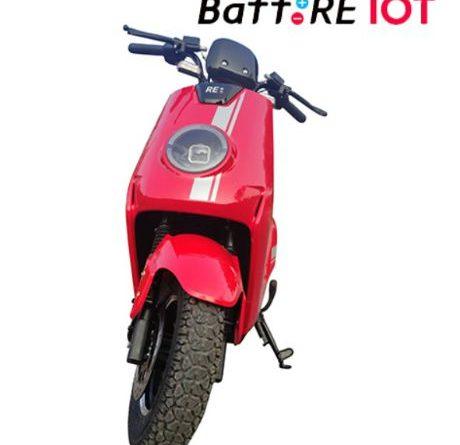 BattRE-IoT-E-Scooter