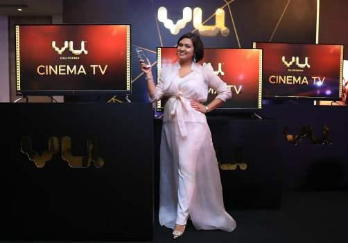 Vu Televisions rolls out 'Vu Cinema TV' with Pixelium Glass Technology 2