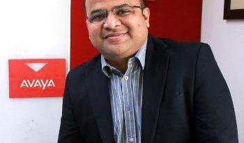 Avaya India & SAARC MD Vishal Agrawal