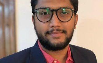 Indian Robotics Solutions Co-Founder Prashant Pillai