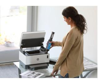 HP Neverstop Laser printers now come with free easy-to-use HP Toner Reload Kit 6