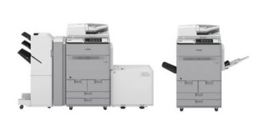 Canon India launches the imagePRESS C165 multi-functional printer (MFP) 1