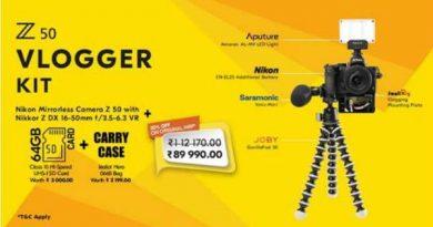 Nikon Z 50 Vloggers Kit