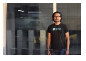 Nityanand Sharma, Co-Founder & CEO,Simpl