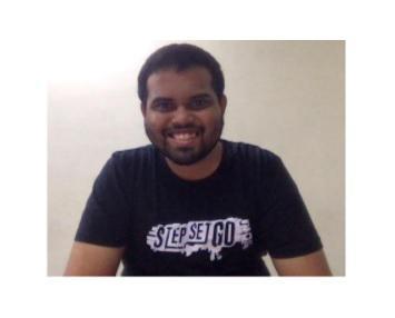 StepSetGo-CTO-Abhay Pai