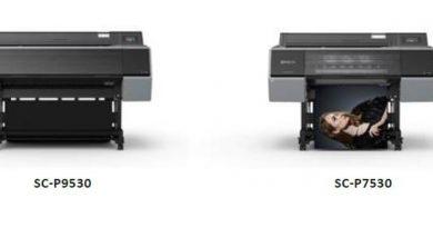 Epson SureColor P7530 and P9530 Photo Printers