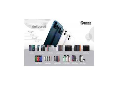 Inbase and IPAK iPhone 12 Covers and Accessories