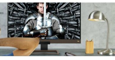 Big Screen 4K Monitor for Gaming and Entertainment 2