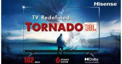 Hisense-Tornado-4K-Series