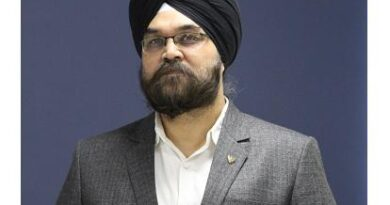 Tejinder Oberoi Chairman of GESIA IT Association