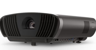 ViewSonic X100-4K+ Home Cinema LED based projector