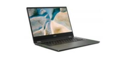 Acer Unveils Chromebook Spin 514 1