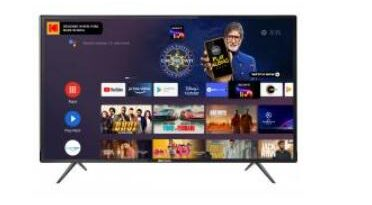 Kodak HD LED TVs announce great deals on CA And 7XPRO series 3