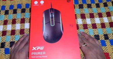 XPG PRIMER RGB Gaming Mouse Review [Hindi]