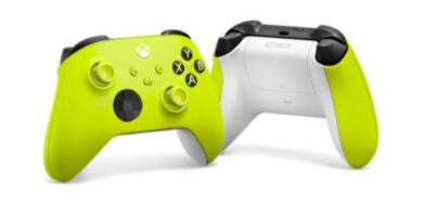 Xbox-Wireless-Controller -Electric Volt